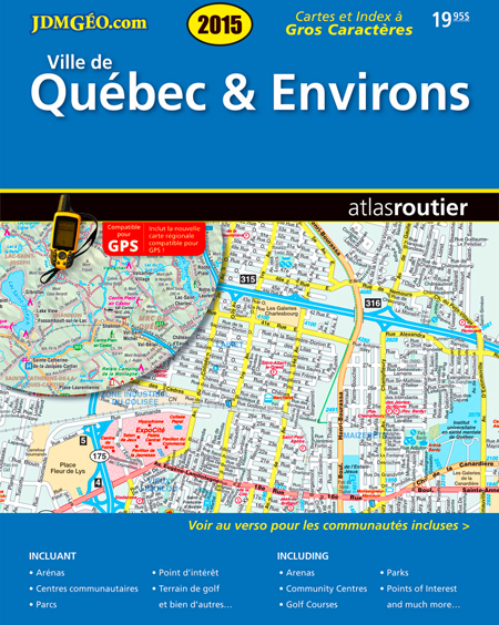 mapart quebec guide